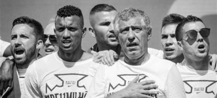 Federação renova com Fernando Santos