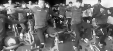 Recuperação/Aquecimento em Bicicleta ergométrica (porque o fiz)
